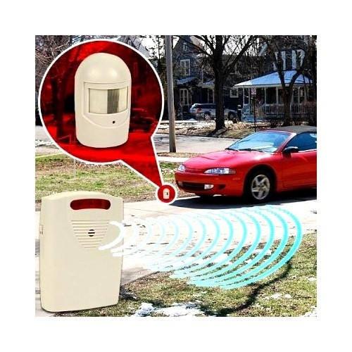 HomeSafe Door ...  sc 1 st  Digital Security World & HomeSafe Door And Driveway Motion Activated Alarm System - Digital ...