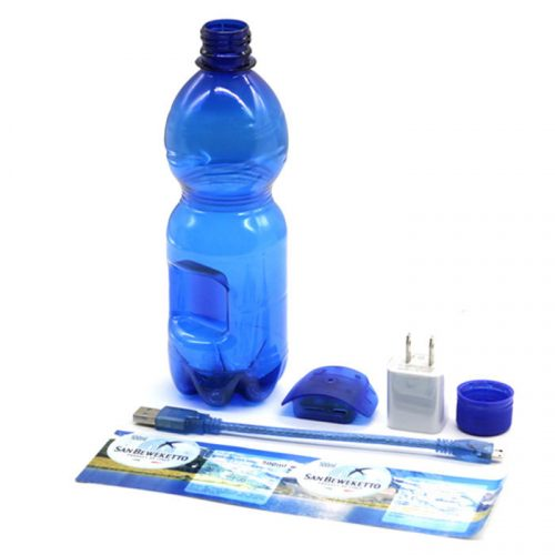 Bush Baby 1080P HD Water Bottle Hidden Nanny Camera With 30 Hour Battery